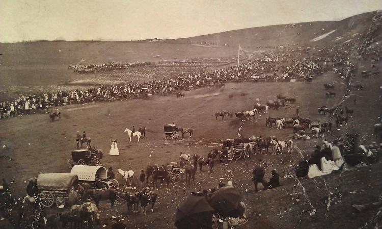 ArmyManeuvers Salisbury Plain 1872