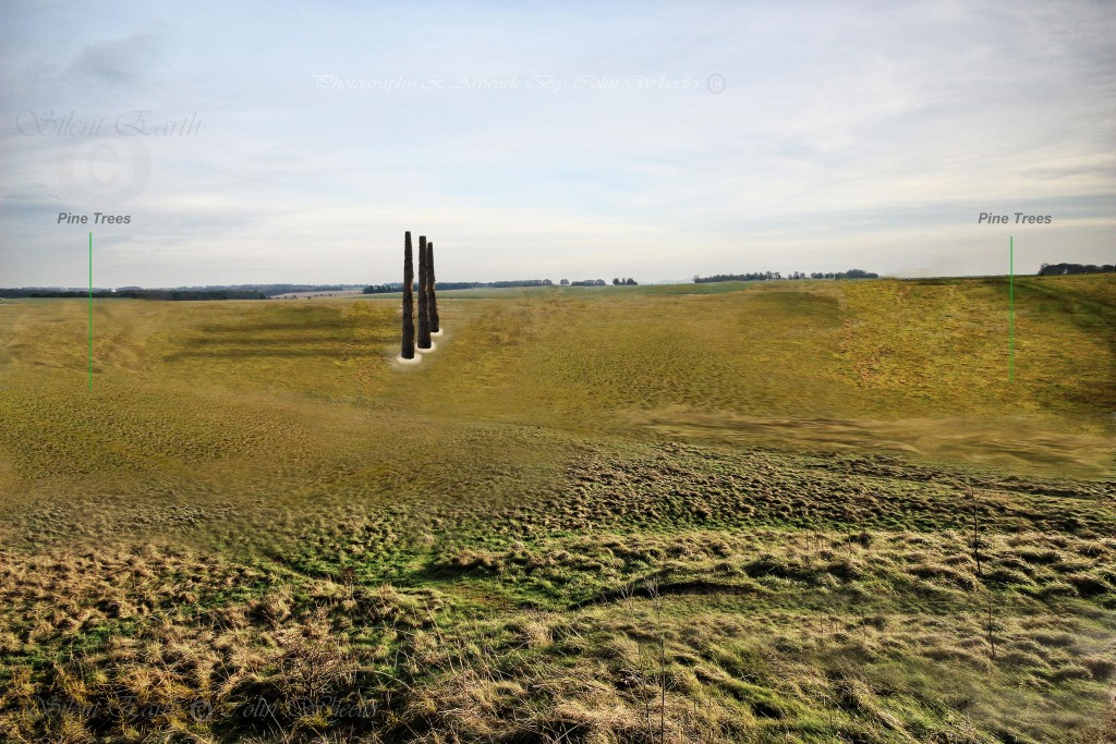 Stonehenge Mesolithic posts