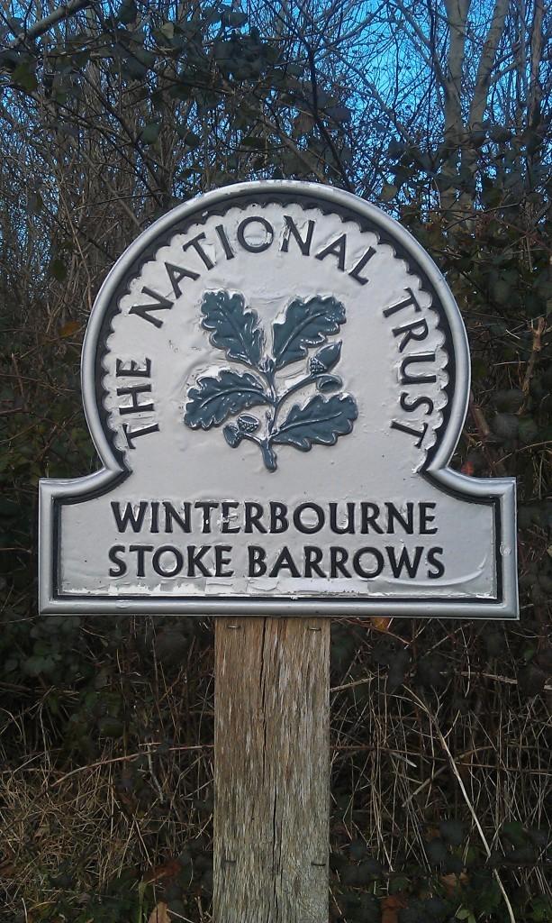 Winterbourne Stoke barrows