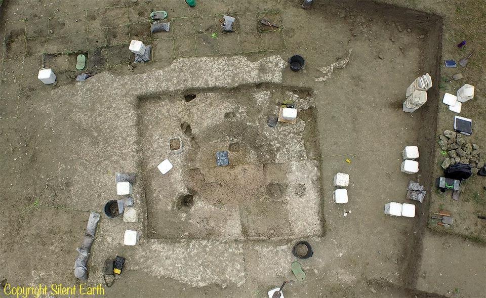 Marden Henge Neolithic house