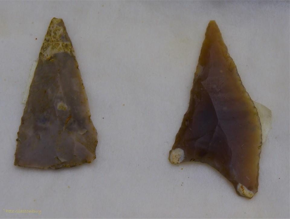 Marden Henge arrowheads