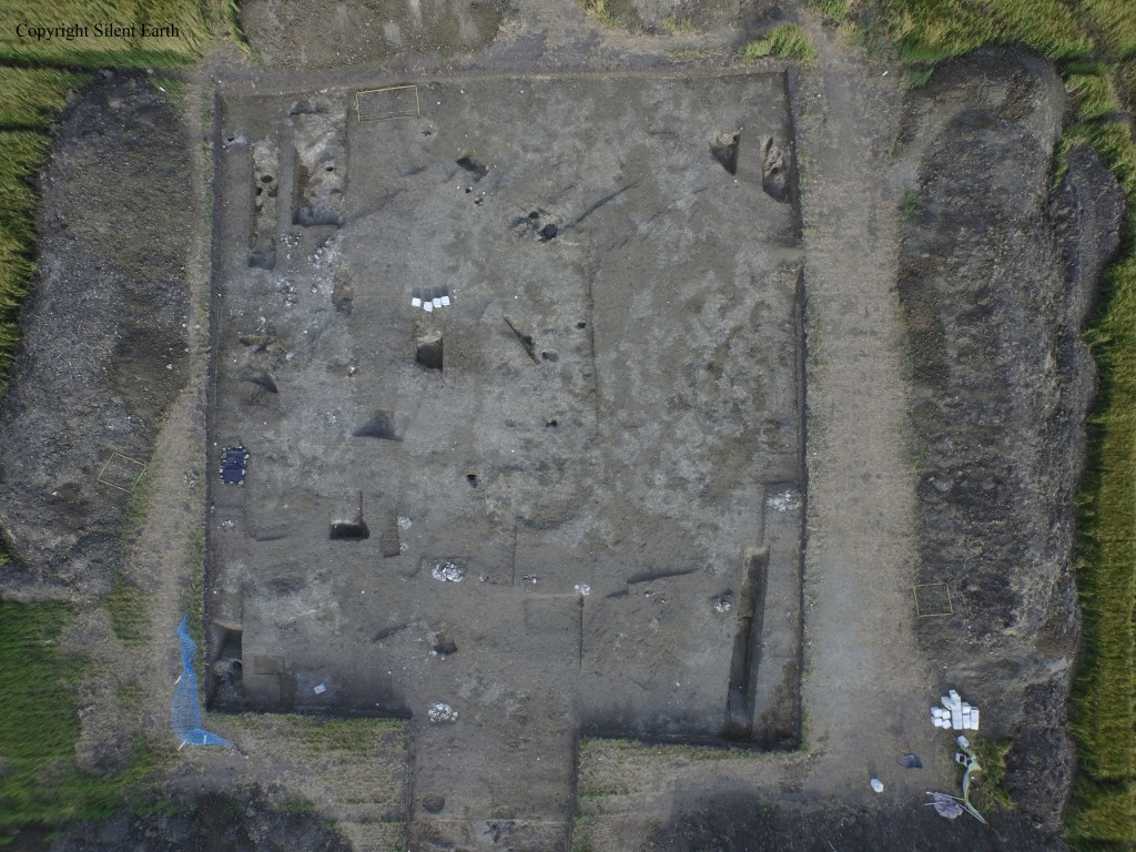 Wilsford Trench D 11 July 2015