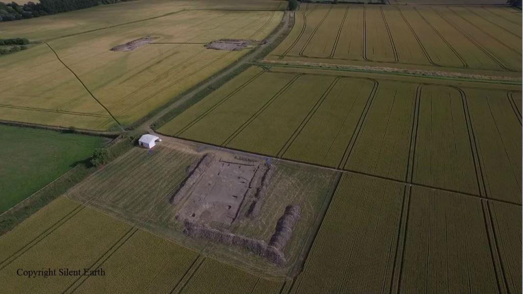 Marden Henge and Wilsford Henge trench C