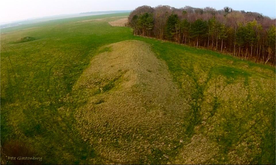 Winterbourne Stoke long barrow