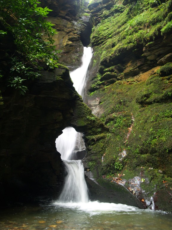 St Nectan's Waterfall
