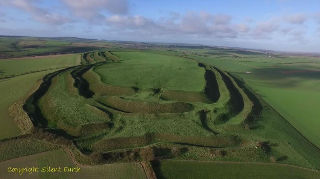 Maiden Castle Dorset