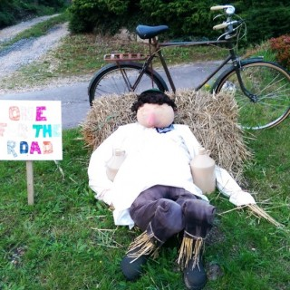 Bisterne Scarecrow Festival