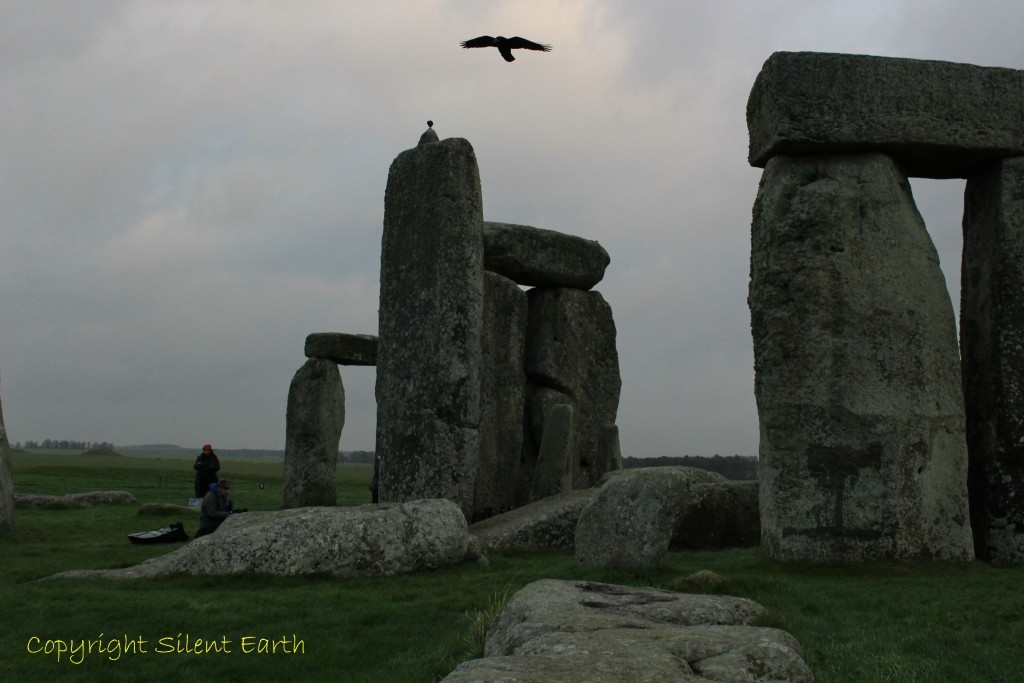 The Great Trilithon at Stonehenge