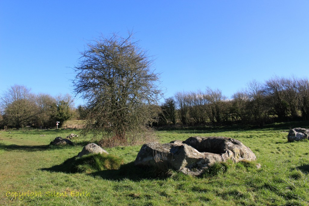 The Sarsen Stones of Stonehenge