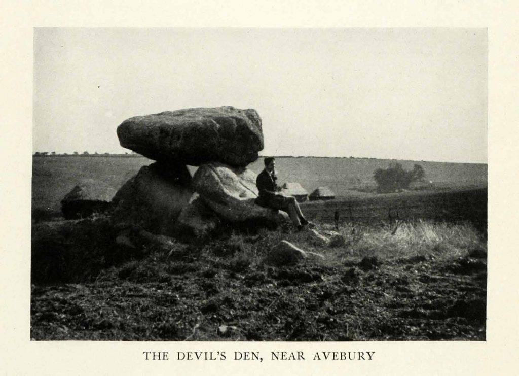 Devil's Den Wiltshire