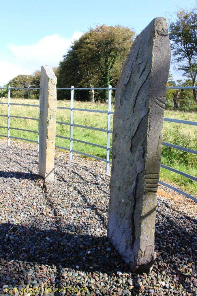 Dunloe ogham stone