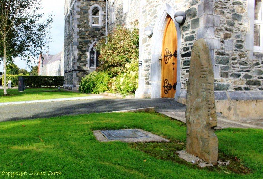 Ogham stone Killarney