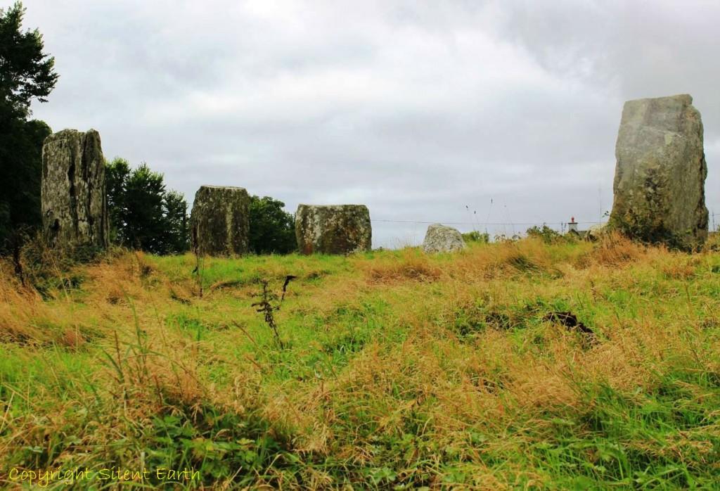 Templebryan stone circle