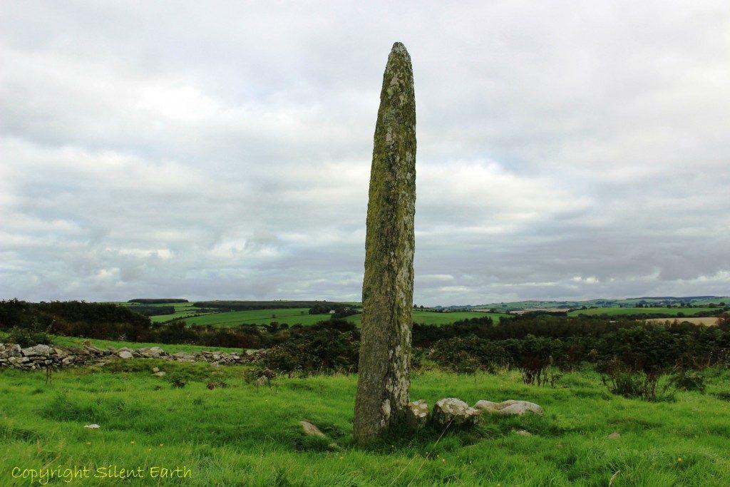 Templebrien ogham stone