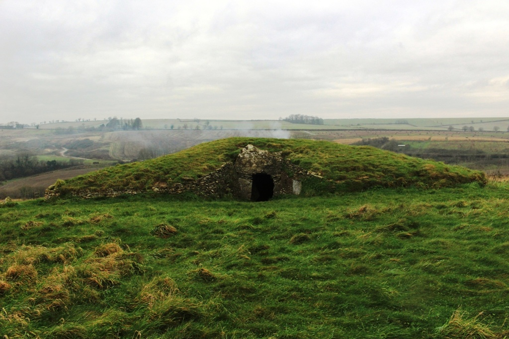 Stoney Littleton Long Barrow Winter Solstice Alignment