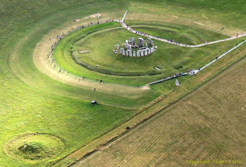 A Flight Over the Stonehenge Landscape
