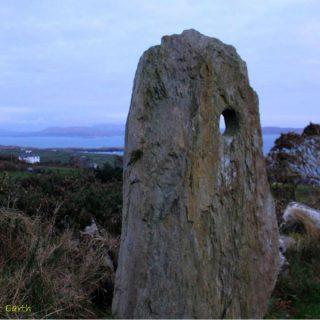 Pre Historic Holed Stones