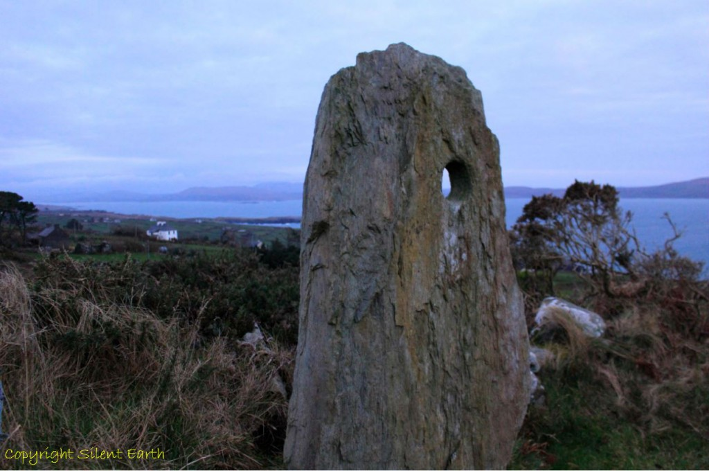 Pre Historic Holed Stones