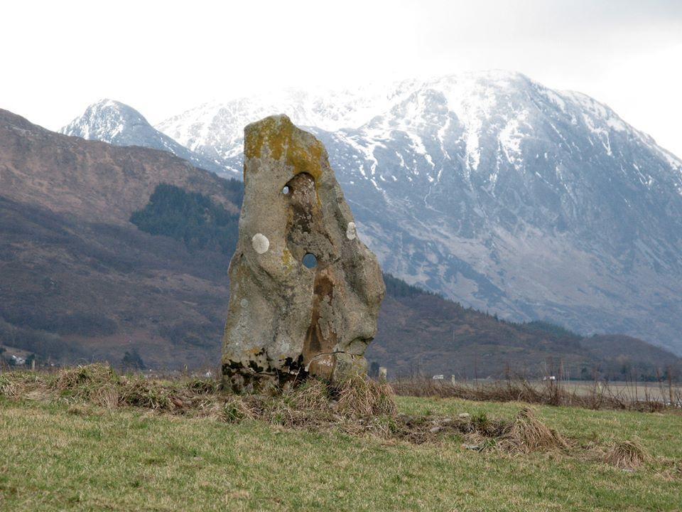 Prehistoric Holed Stones