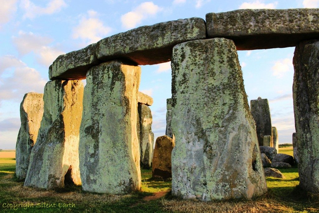 Restorations at Stonehenge