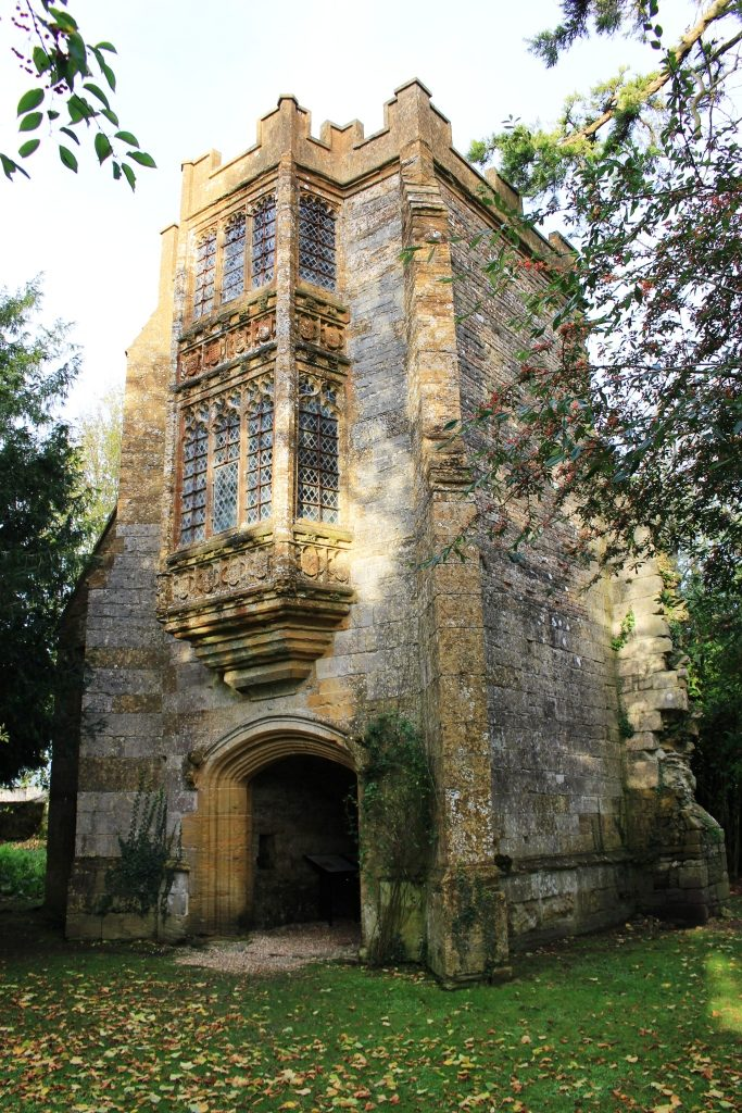 The Abbey of Cerne