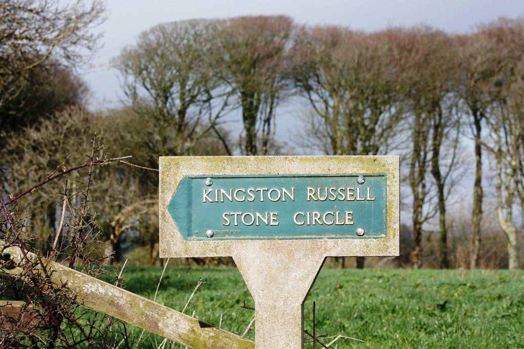 Kingston Russell Stone Circle Dorset