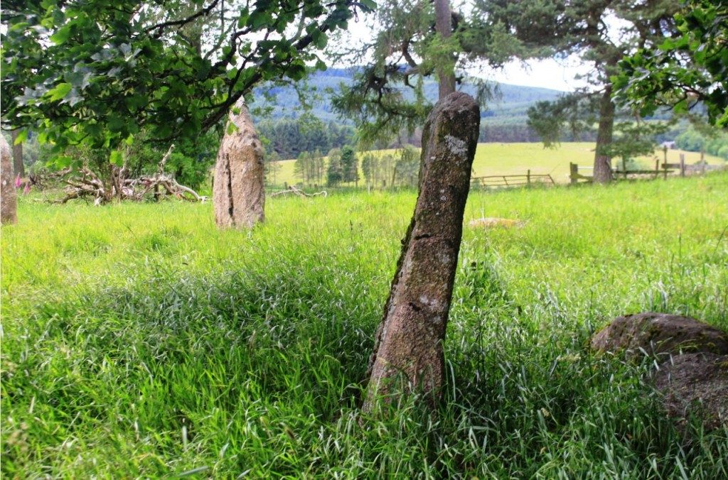 Sunhoney Recumbent Stone Circle