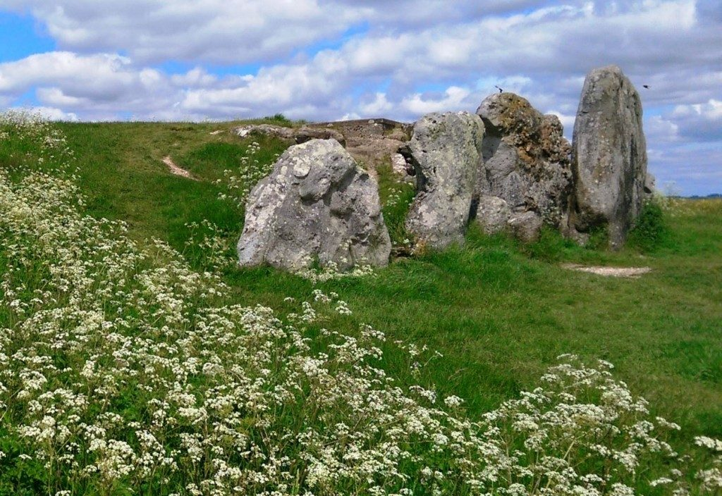 West Kennet Long Barrow Wiltshire