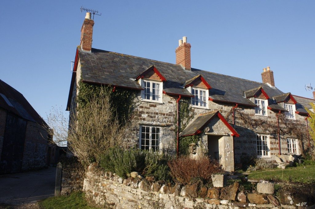 Ower Farm near Corfe and a Shrove Tuesday Tradition