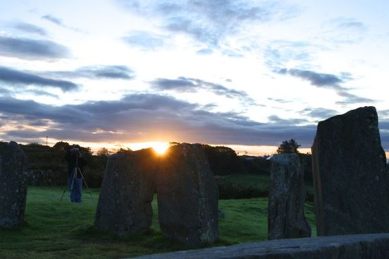Dr Terence Meaden's Research into the Core Meaning of Axial and Recumbent Stone Circles by Shadow Casting at Sunrise: